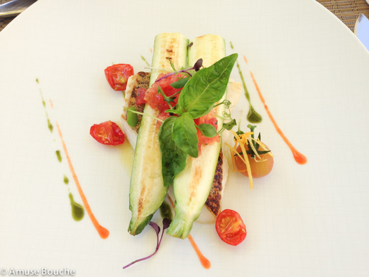 File de Halibut la restaurant Joseph by Joseph Hadad din Bucuresti